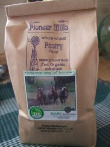 Pioneer Mill Custom Stone Milled Organic Artisan Flours from Heirloom Grains